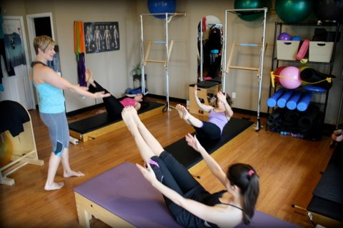 Rivercity Pilates